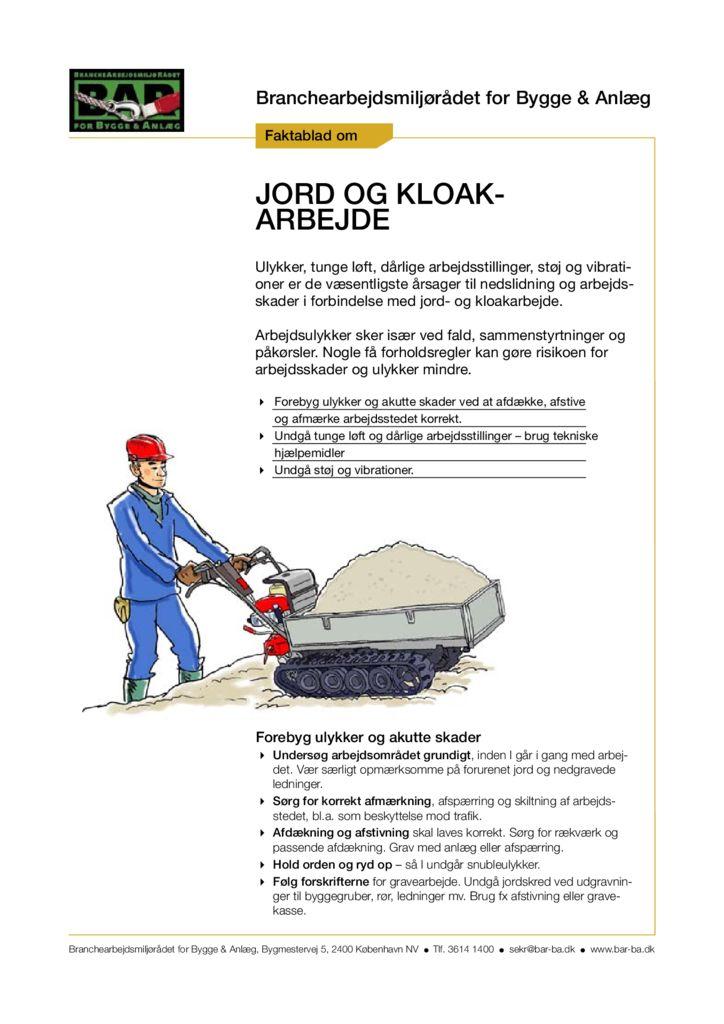 thumbnail of faktablad-om-jord-og-kloakarbejde