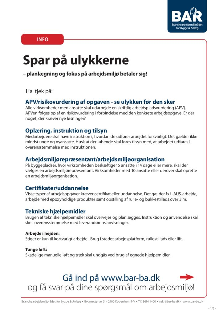 thumbnail of spar-paa-ulykkerne-print