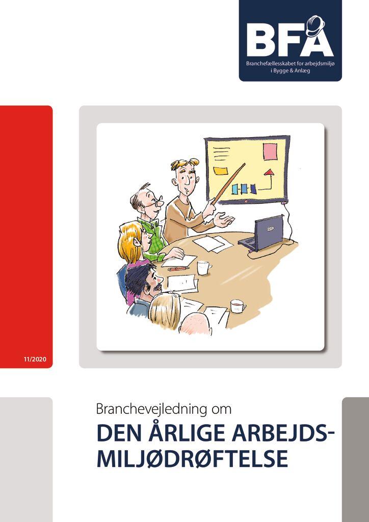thumbnail of Den årlige arbejdsmiljødrøftelse – print