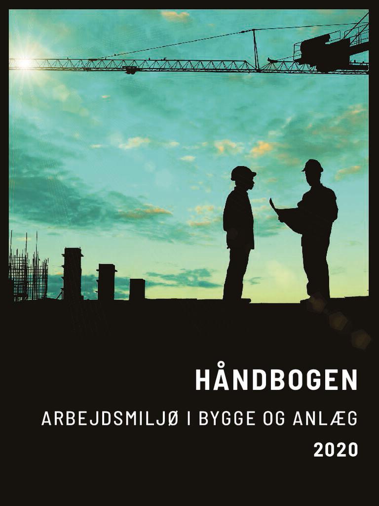Håndbogen - arbejdsmiljø i bygge og anlæg