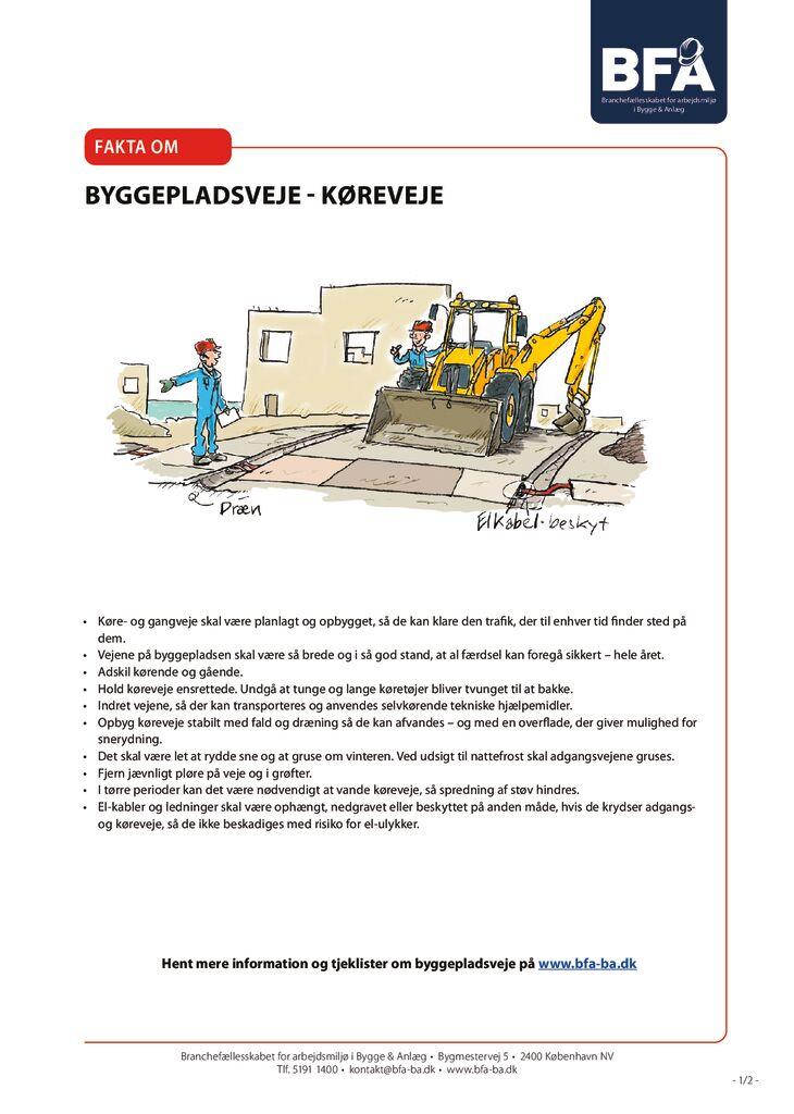 thumbnail of Fakta om byggepladsveje-køreveje – print